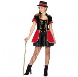 Zirkusdirektorin Kostüm für...