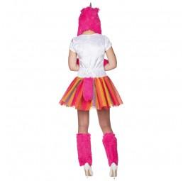 Einhorn Unicorn Kostüm für...