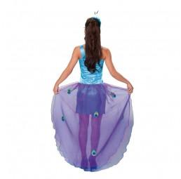 Pfau Kostüm für Damen