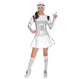 Stormtrooper Lady Dress