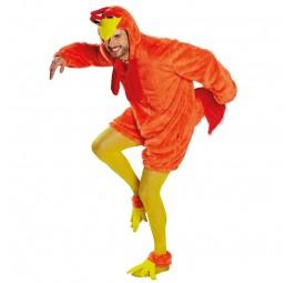 Crazy Chicken Huhn Kostüm