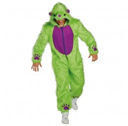 Crazy Bear Bären Kostüm