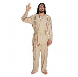 Indianer Kostüm für Herren
