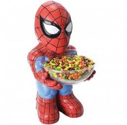 Spider-Man Candy Bowl Holder
