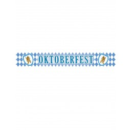 Oktoberfest - Absperrband...