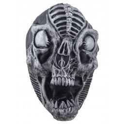Halloween Latex Maske -...