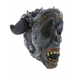 Halloween Latex Maske -...