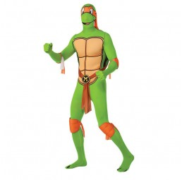 TMNT Michelangelo 2nd Skin