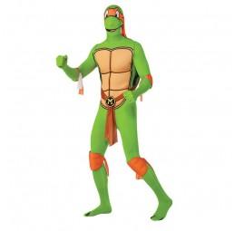 TMNT Michelangelo 2nd Skin