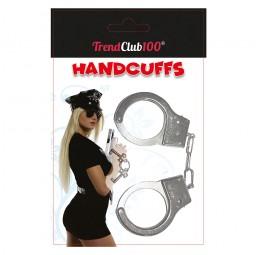 Metall Handschellen in...
