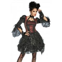 Premium Vampirkostüm für...