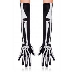 Skelett-Handschuhe...