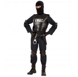 SWAT Agent Kostüm für Kinder