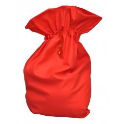 Roter Weihnachtssack 60x100 cm