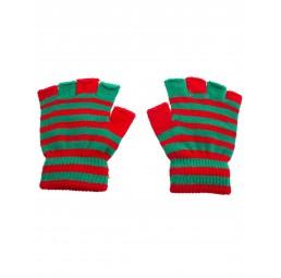 Handschuhe Rot-Grün
