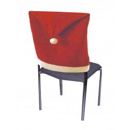 4 Stuhlhussen für Weihnachten