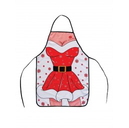 Weihnachten Kochschürze - Frau