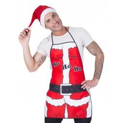 Weihnachtliche Kochschürze...