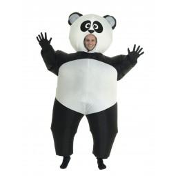 Panda Kostüm aufblasbar