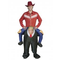 Präsident Trump Kostüm...