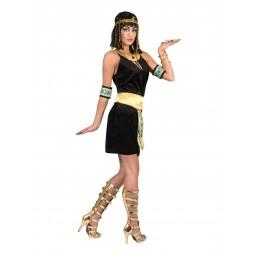 Königin Ägypten Damen Kostüm