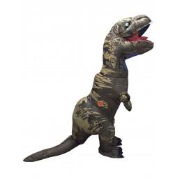 Dinosaurier Kostüm aufblasbar