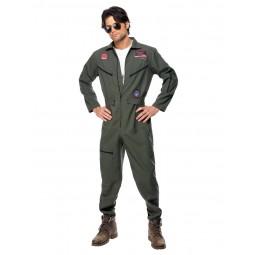"Herren ""Top Gun"" Lizenz Kostüm"