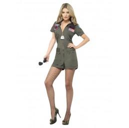"""Damen """"Top Gun"""" Lizenz Kostüm"""