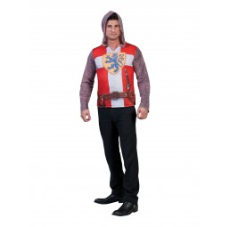 3D T-Shirt Ritter Kostüm