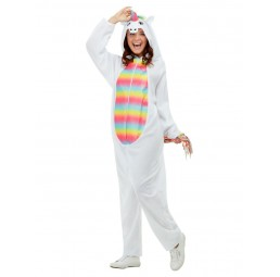 Einhorn Kostüm (Jumpsuit...