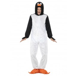 Pinguin Kostüm (Jumpsuit...