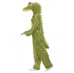 Krokodil Kostüm (Jumpsuit...