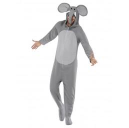 Elefanten Kostüm (Jumpsuit...