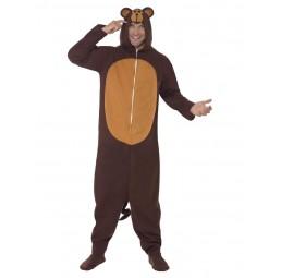 Affen Kostüm (Jumpsuit mit...