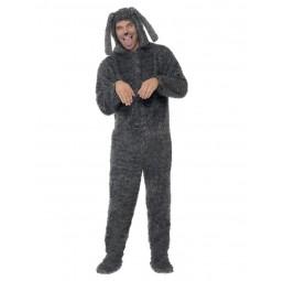 Hunde Kostüm (Jumpsuit mit...