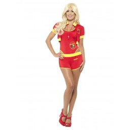 Damen Baywatch-Set Deluxe...