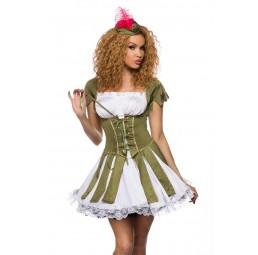 Robin Hood Kostüm für Damen