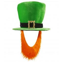 Leprechaun Zylinder Hut mit...