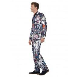 Zombie Anzug für Herren...