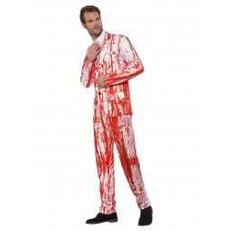 Bluttropfen Anzug (Jacke,...