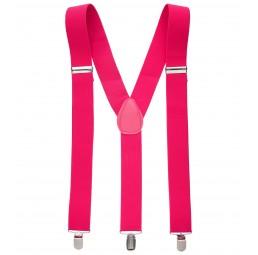 Pinke Hosenträger