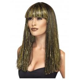 Ägyptische Göttin Perücke,...