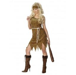 Höhlenfrau Kostüm...