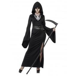 Lady Reaper Kostüm (Kleid...
