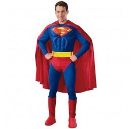 Superman Muskel Kostüm für...