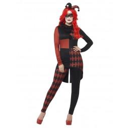 Harlekin-Kostüm (Overall,...