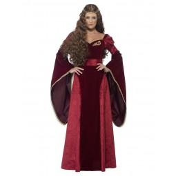 Mittelalterliche Königin...