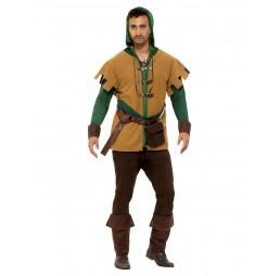 Robin Hood Kapuzenkostüm...