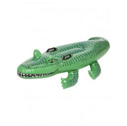 Aufblasbares Krokodil...