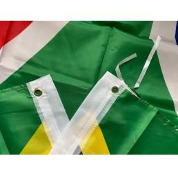 Flagge Südafrika...